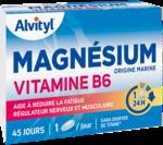 Govital Magnésium Vitamine B6 Comprimés B/45 à BIGANOS