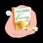 Acheter Naturactive Phytothérapie Fluides Gelée Royale Solution Buvable 2B/20 Sticks/10ml à BIGANOS