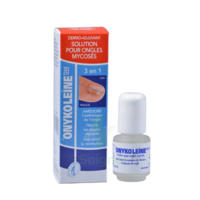 Onykoleine Dm Sol Ongles Mycosés Fl/4ml à BIGANOS