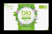 Nutrisanté Infusions Bio Tisane Verveine 20 Sachets à BIGANOS