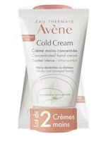 Avène Eau Thermale Cold Cream Duo Crème Mains 2x50ml à BIGANOS