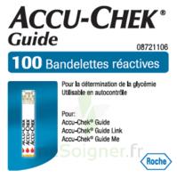 Accu-chek Guide Bandelettes 2 X 50 Bandelettes à BIGANOS