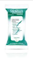 Saugella Antiseptique Lingette Hygiène Intime Paquet/15 à BIGANOS