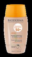 Bioderma Photoderm Nude Touch Spf50+ Crème Teinté Claire Fl/40ml à BIGANOS