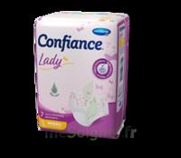 Confiance Lady Slip Absorption 5 Gouttes Large Sachet/7 à BIGANOS