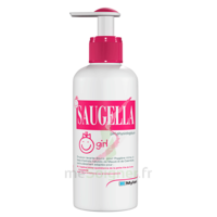 SAUGELLA GIRL Savon liquide hygiène intime Fl pompe/200ml à BIGANOS
