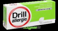 Drill 10 Mg Comprimés à Sucer Allergie Cétirizine Plq/7 à BIGANOS