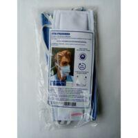 Masque De Protection En Tissu Réutilisable B/2 à BIGANOS