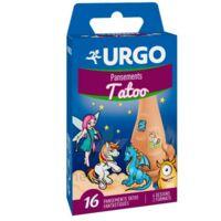 Acheter Urgo Pansement Protecteur Tatoo B/16 à BIGANOS
