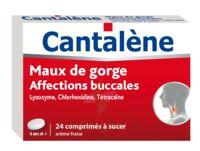 Cantalene, Comprimé à Sucer à BIGANOS