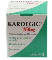 KARDEGIC 160 mg, poudre pour solution buvable en sachet à BIGANOS