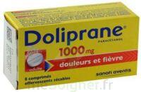 DOLIPRANE 1000 mg Comprimés effervescents sécables T/8 à BIGANOS