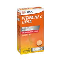 VITAMINE C UPSA 500 mg fruit exotique, comprimé à croquer à BIGANOS
