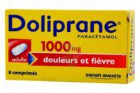 DOLIPRANE 1000 mg Comprimés Plq/8 à BIGANOS