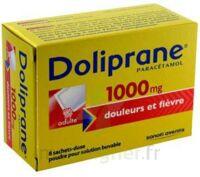 DOLIPRANE 1000 mg Poudre pour solution buvable en sachet-dose B/8 à BIGANOS