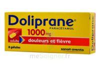 DOLIPRANE 1000 mg Gélules Plq/8 à BIGANOS