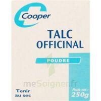 COOPER TALC, bt 250 g à BIGANOS