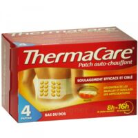 THERMACARE, pack 4 à BIGANOS