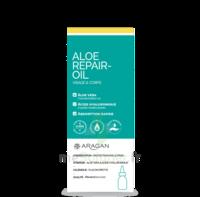 Aragan Aloé Repair-Oil Huile Concentration x 2*Fl/50ml à BIGANOS