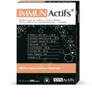 Synactifs Immunactifs Gélules B/30 à BIGANOS