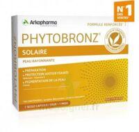 Phytobronz Solaire Caps tous types de peaux 2B/30 à BIGANOS