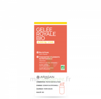 Aragan Gelée Royale Bio 15000 mg Gelée Fl pompe airless/18g à BIGANOS