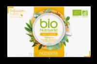 Nutrisanté Infusions Bio Tisane Régulation des sucres 20 Sachets à BIGANOS