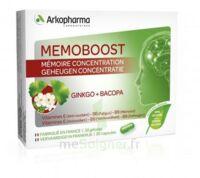 Memoboost Ginkgo + Bacopa Gélules B/30 à BIGANOS