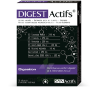 Synactifs Digestactifs Gélules B/30 à BIGANOS