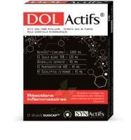 Synactifs Dolactifs Gélules duocaps B/15 à BIGANOS
