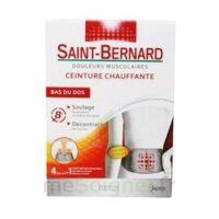 St-Bernard Ceinture chauffante rechargeable + 4 patchs à BIGANOS