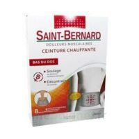 St-Bernard Ceinture chauffante rechargeable + 8 patchs à BIGANOS