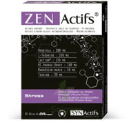 Synactifs Zenactifs Gélules B/30 à BIGANOS