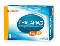 Thalamag Fer B9 Vitalité 60 gélules à BIGANOS