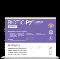 Aragan Biotic P7 Adulte Poudre 30 Sticks à BIGANOS