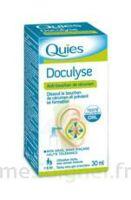 Doculyse Solution auriculaire bouchon cerumen 30ml à BIGANOS