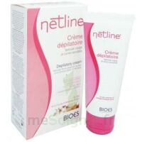 NETLINE CREME DEPILATOIRE VISAGE ZONES SENSIBLES, tube 75 ml à BIGANOS