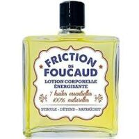 Foucaud Lotion friction revitalisante corps Fl verre/100ml vintage à BIGANOS