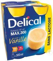 Delical Max 300 Sans Lactose, 300 Ml X 4 à BIGANOS