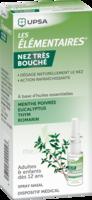 Les Elementaires Solution Nasale Nez Très Bouché 15ml à BIGANOS