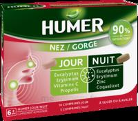 Humer Nez/gorge Jour&nuit 15 Comprimés à BIGANOS