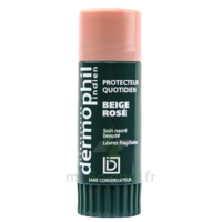 Dermophil Indien Stick Lèvre - Beige rosé à BIGANOS