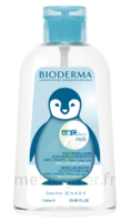 Abcderm H2o Solution Sans Rinçage Nettoyante Bébé Fl Pompe/1l à BIGANOS