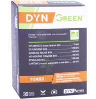 Synactifs Dyngreen Bio Gélules B/30 à BIGANOS