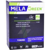 Synactifs Melagreen  Bio Gélules B/15 à BIGANOS