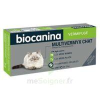 Biocanina Multivermyx Comprimés Vermifuge Chat B/2 à BIGANOS