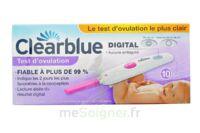 Test D'ovulation Digital Clearblue X 10 à BIGANOS