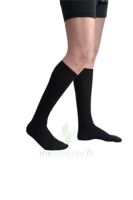 Sigvaris Active Confort FraÎcheur Chaussettes  Homme Classe 2 Noir Small Normal à BIGANOS