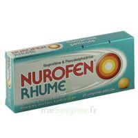 NUROFEN RHUME, comprimé pelliculé à BIGANOS