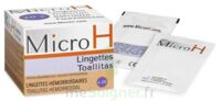 Lingettes anti-hémorroïdes à BIGANOS